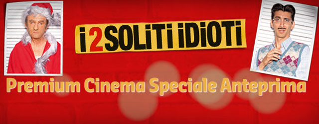 Premium Cinema: Speciale I due soliti idioti