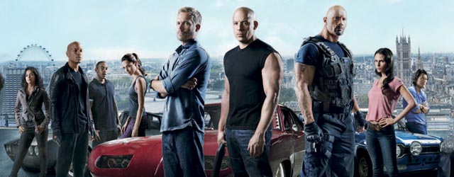 Fast and Furious 7, si torna a Los Angeles