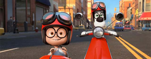 Mr. Peabody e Sherman: nuova featurette sottotitolata