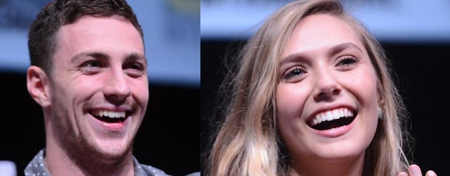 Ufficiale: Elizabeth Olsen e Aaron Taylor-Johnson in Avengers: Age of Ultron