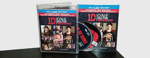 Recensione: il Blu-ray di One Direction: This Is Us