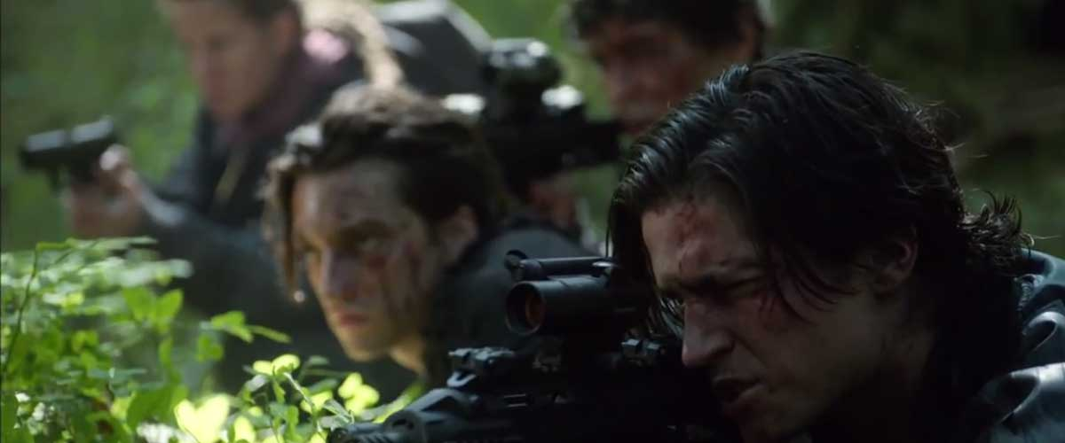 Recensione The 100 2x03 - Reapercussions