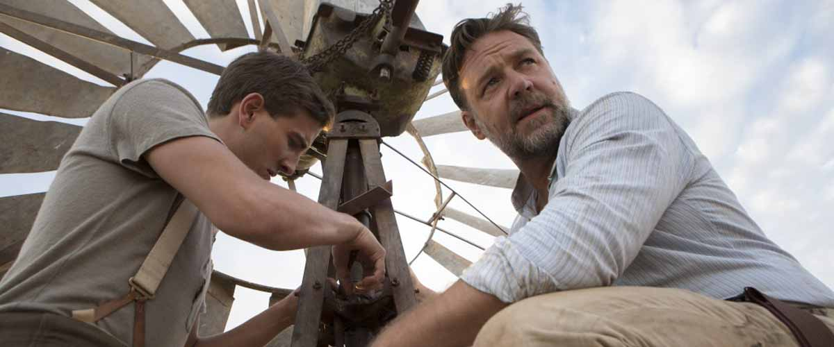 The Water Diviner di Russell Crowe in Italia da Gennaio