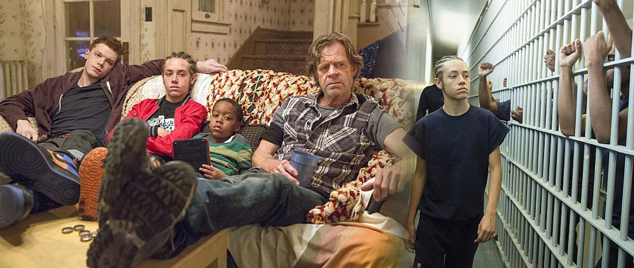 Recensione Shameless 6x01 - I only miss her when I'm breathing