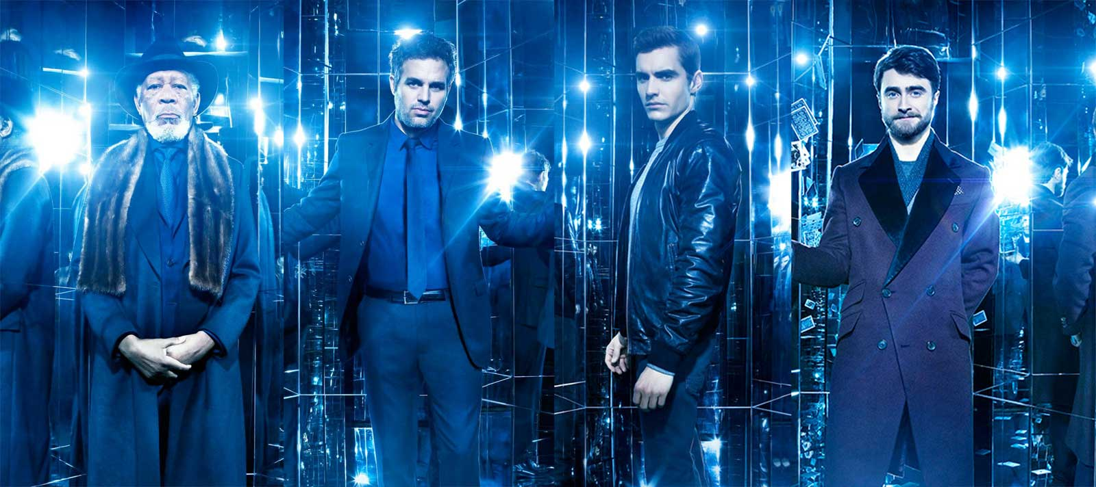 Now You See Me 2, Poster italiano, Poster personaggi e Grouping Poster
