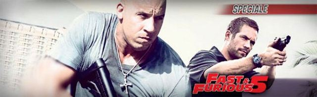 Premium Cinema: primi minuti del film Fast and Furious 5 in esclusiva