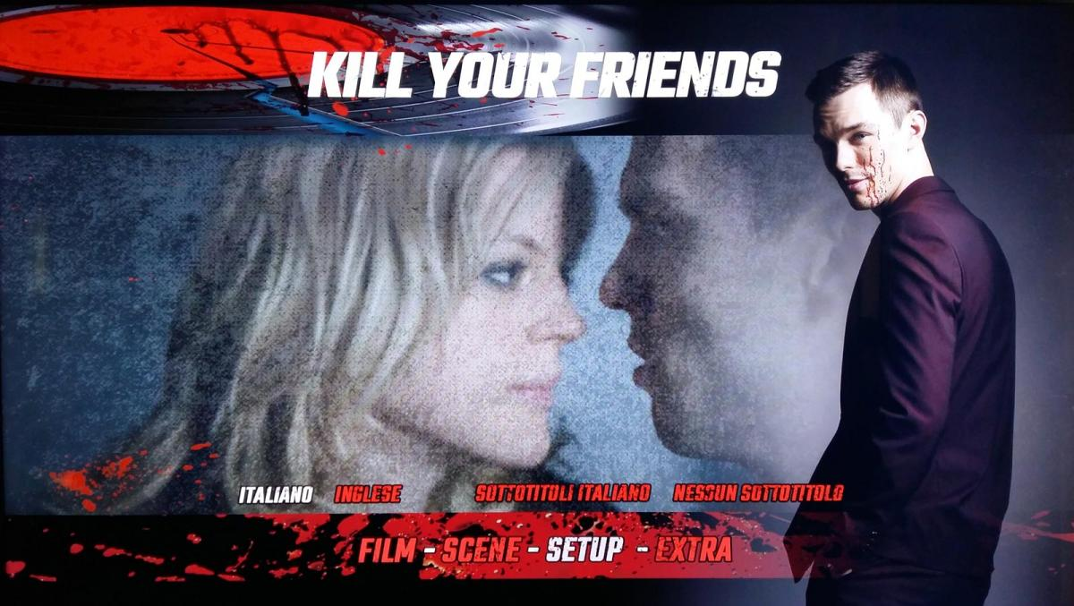 Kill Your Friends in Blu-Ray