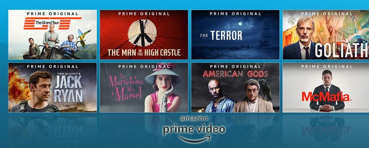 Amazon Prime Video, 20 nuove serie Prime Original annunciate tra cui la prima drammatica italiana