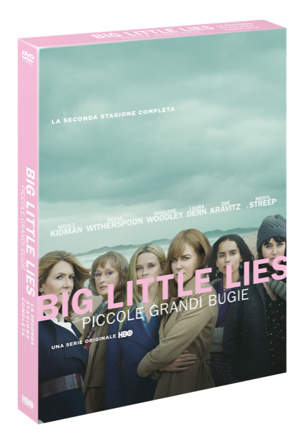 Big Little Lies 2 in DVD