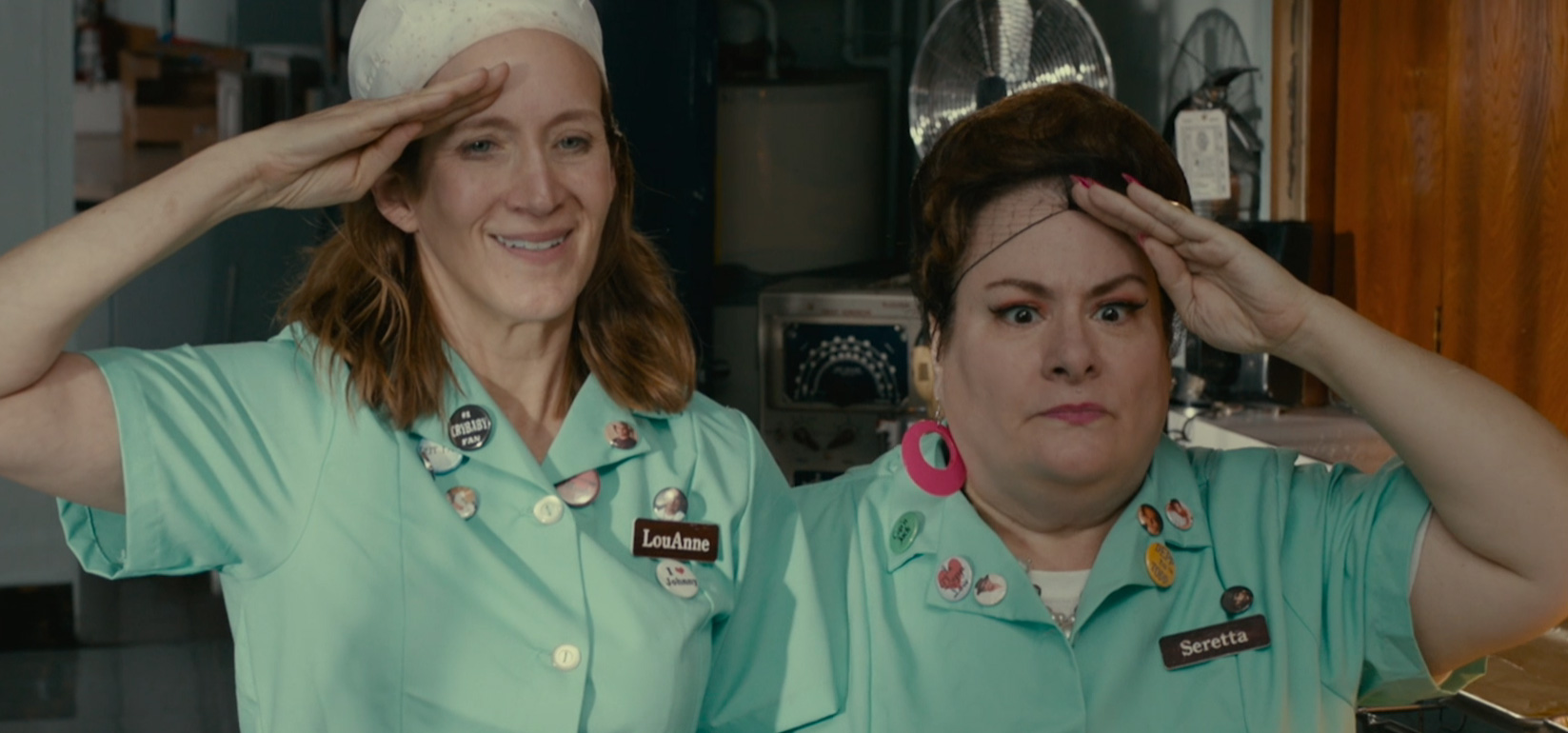 Lunch Ladies, il corto che reinventa Sweeney Todd