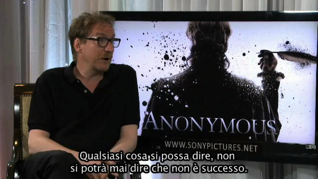 image Featurette 'intervista al cast' - Anonymous