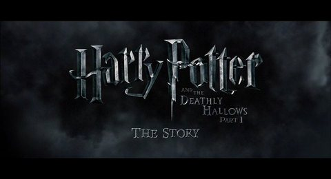 image Harry Potter e i doni della morte - parte 2 - Featurette The Story