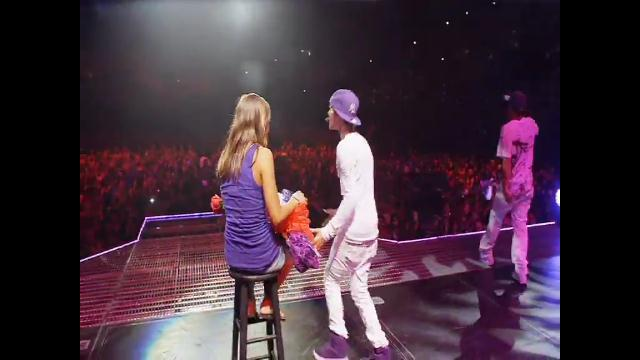 image Justin Bieber: Never Say Never - Clip One Less Lonely Girl