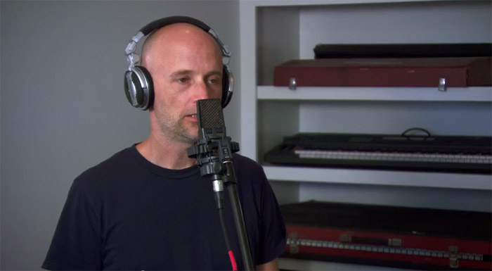 image Backstage colonna sonora con Moby - The Bourne Legacy