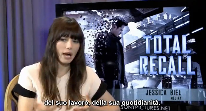 image Featurette - Total Recall - Atto di forza