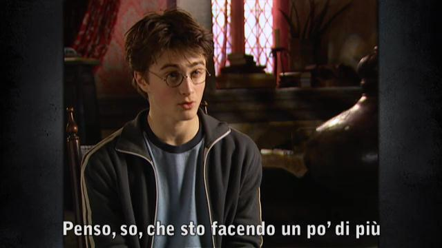 image Intervista a Daniel Radcliffe da HP3 - Harry Potter Wizard's Collection