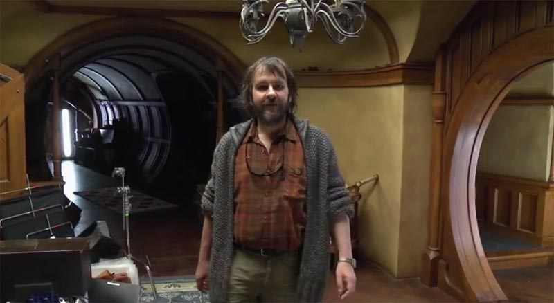 image Production Video #1 - The Hobbit