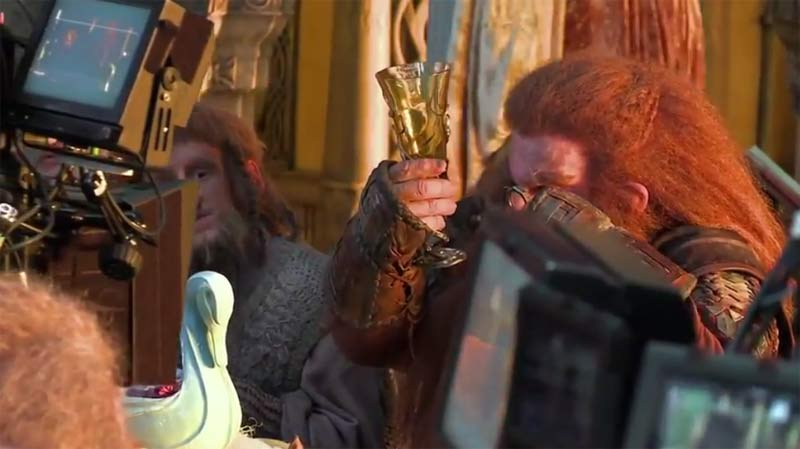image Production Video #4 - The Hobbit