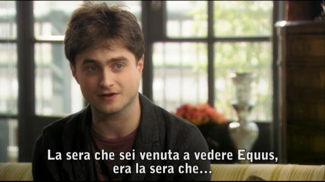 image Speciale JK Rowling e Daniel Radcliffe - Harry Potter Wizard's Collection