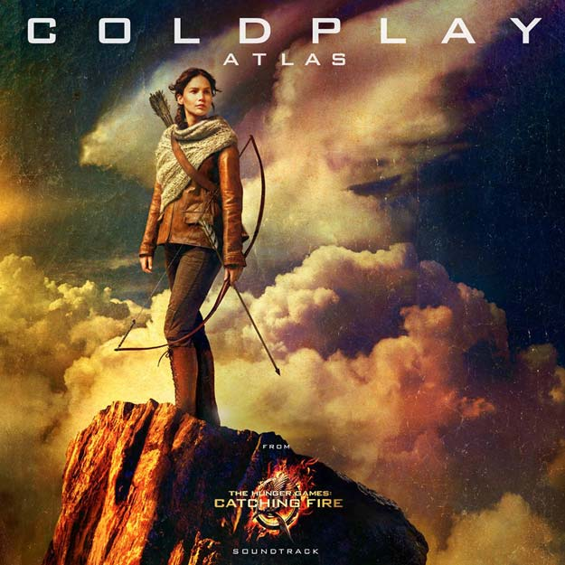 image Coldlplay 'Atlas' - Hunger Games: La ragazza di fuoco