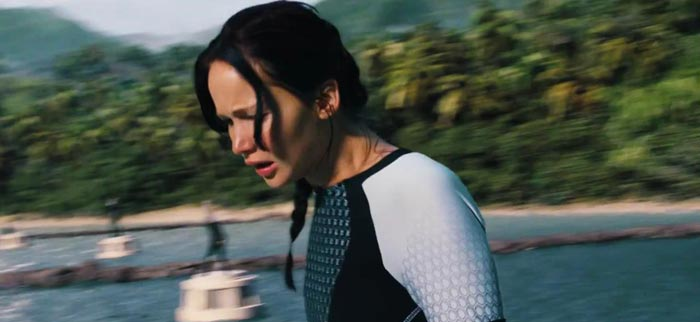 image Featurette IMAX - Hunger Games: Catching Fire