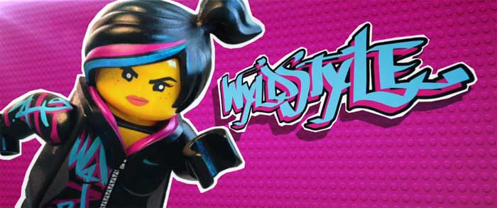 image Featurette Wyldstyle - The LEGO Movie