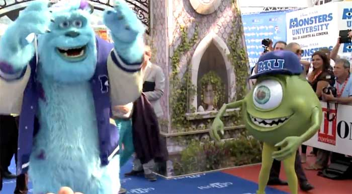 image Monsters University a Giffoni Film Festival 2013
