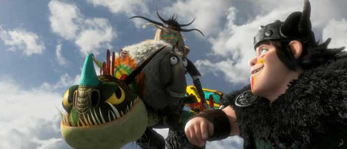 image Trailer - How to Train Your Dragon 2