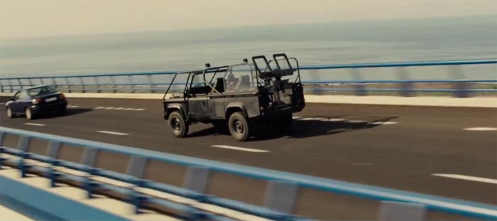 image Clip Assalto alla Jeep - Fast and Furious 6