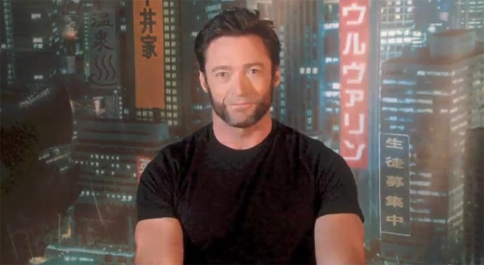 image Hugh Jackman Twitter Chat - Wolverine L'immortale