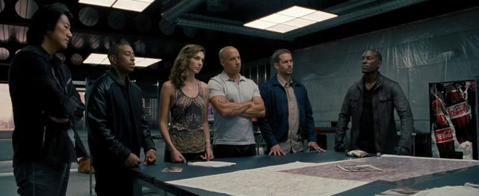 image Spot Super Bowl - Fast and Furious 6