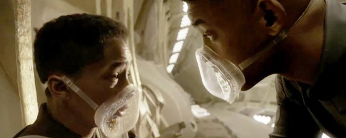image Trailer italiano - After Earth
