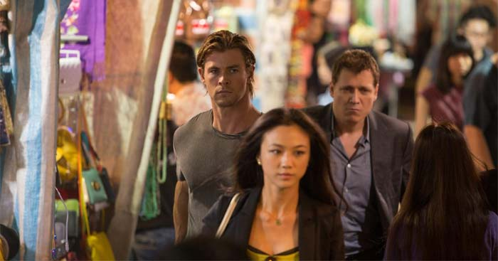 image Trailer italiano - Blackhat