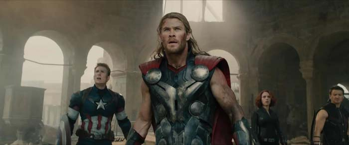 image Avengers: Age of Ultron - Trailer