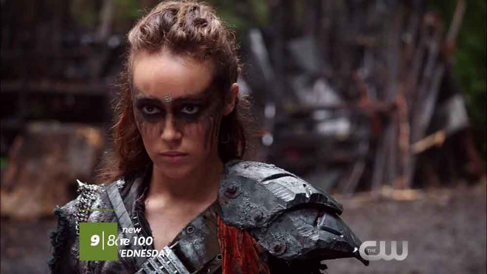 image The 100 - 2x07 Long Into an Abyss - Trailer