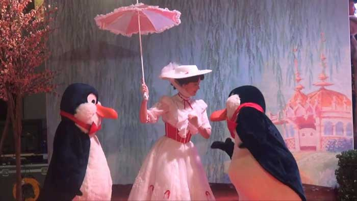 image Anteprima italiana di Saving Mr. Banks: Mary Poppins balla con i pinguini