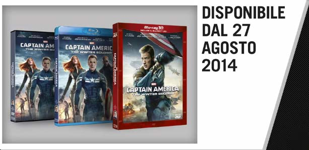 image Captain America: The Winter Soldier - Trailer HomeVideo