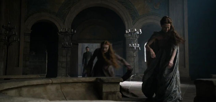 image Clip 4x07 Game of Thrones - Lysa Confronts Sansa