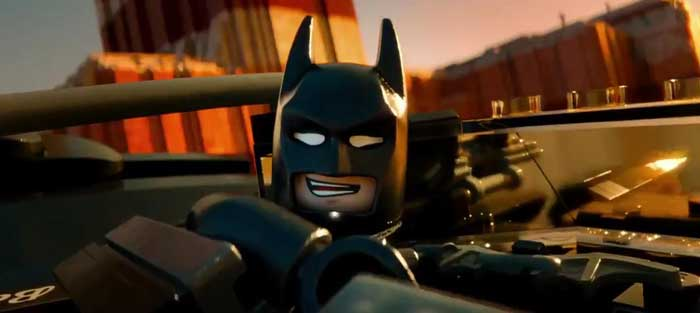 image Clip Io sono Batman  - The Lego Movie