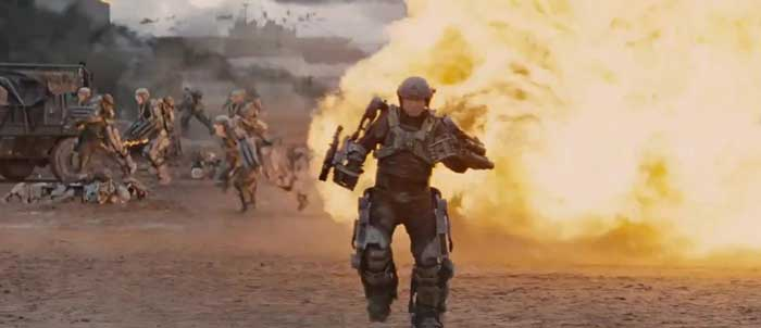 image Clip Vieni a cercarmi - Edge of Tomorrow - Senza Domani
