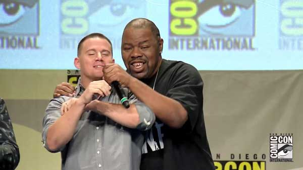 image Comic Con 2014: Biz Markie, Channing Tatum per Book of Life