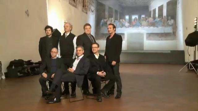 image European Tour - Monuments Men