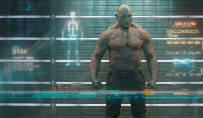 image Featurette Drax - Guardians Of The Galaxy