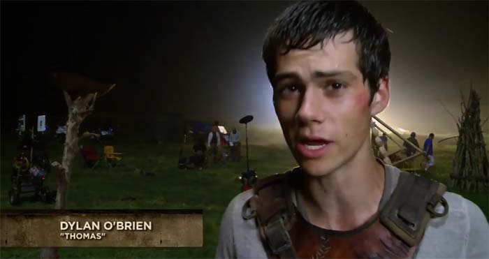 image Featurette 'Meet the Gladers' - The Maze Runner