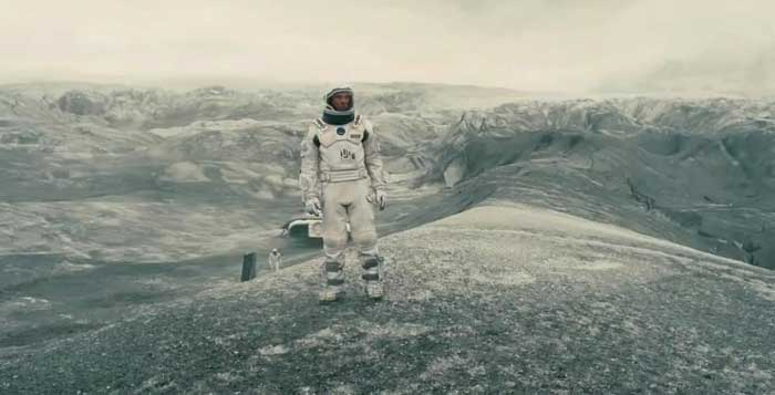 image Interstellar - Trailer italiano Comic-Con