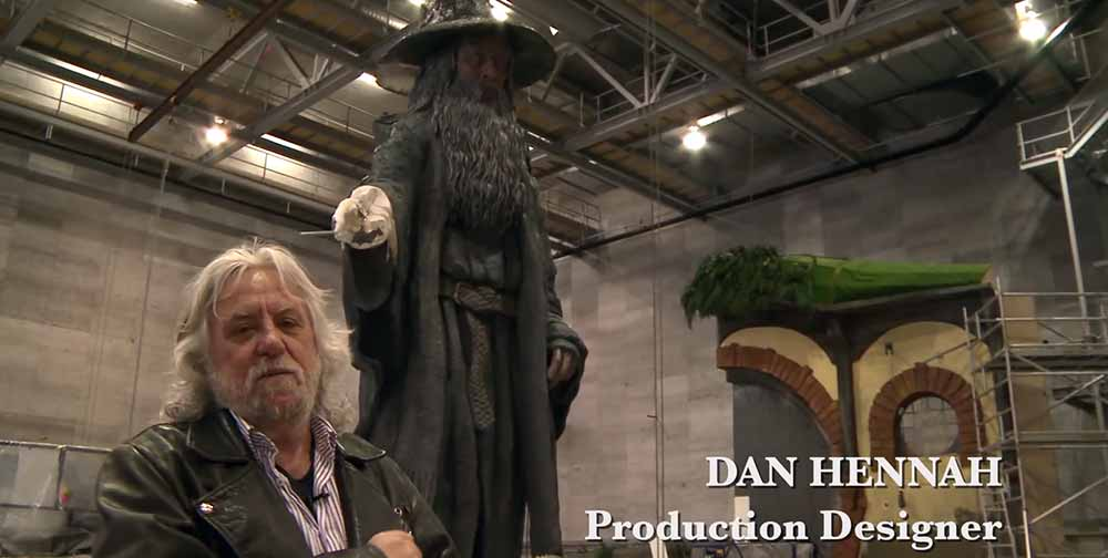image Production Video #10 - The Hobbit