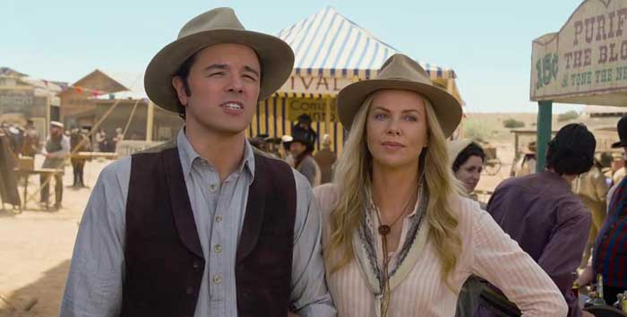 image Red Band Trailer - A Million Ways to Die in the West
