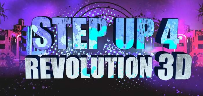 image Trailer italiano - Step Up 4 Revolution