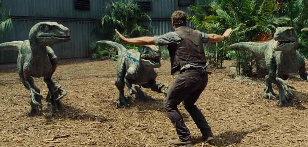 image Jurassic World - Super Bowl Spot
