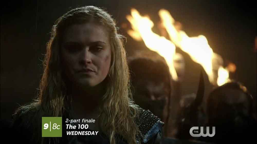 image The 100 - 2x15 Blood Must Have Blood, Part One - Trailer